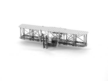 Misc Steel Wright Brothers 1903 Flyer Model