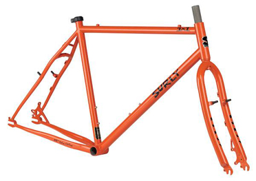 Surly 1x1 Single Speed Frameset