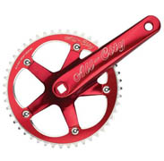 All-City 612 Single-Speed/Track Crankset