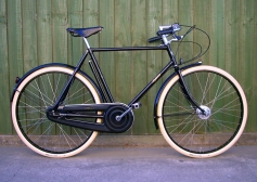 Velo-Ideale Custom Pashley Sports Roadster