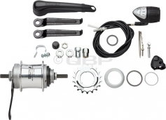 Sturmey Archer S30 3-Speed Coaster Hub Kit